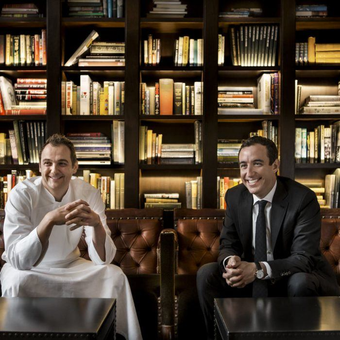 Chef and Restaurateur Take On East Hampton