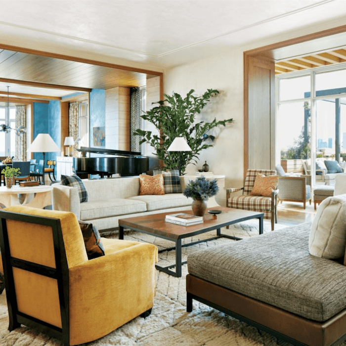 10 Homes With Pierre Levy Patterns As Fun As J. Crew's New Line