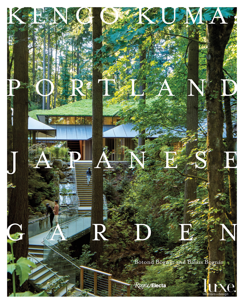 Portland's Japanese Garden Revamp Is Exalted In Print