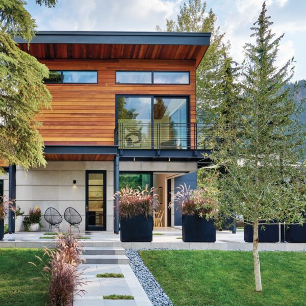 A Colorado Home With Natural Hues Nods To Nature