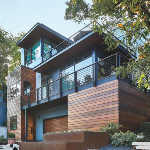 Empty Nesters Reimagine A 3-Story Austin Home
