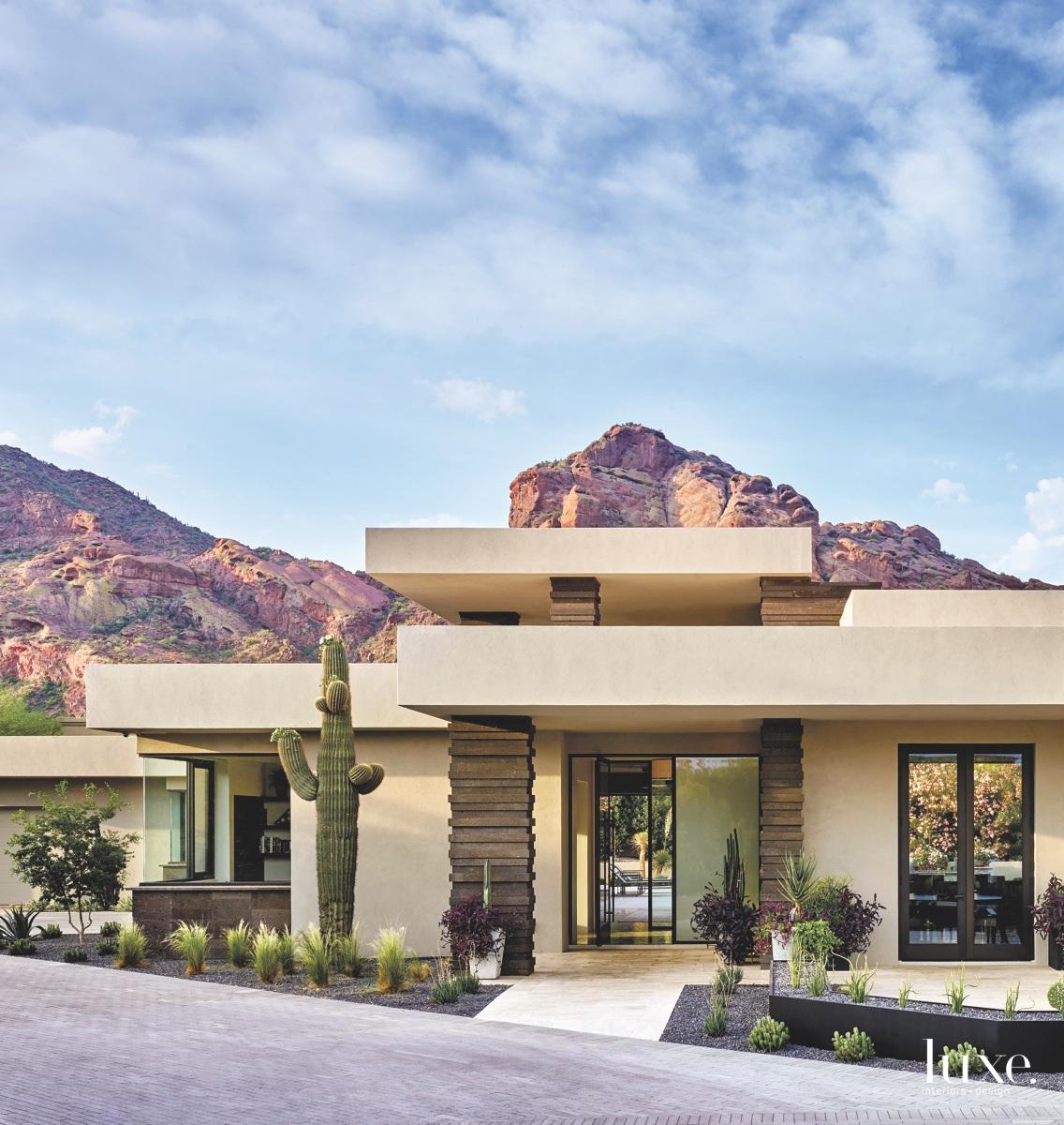 An Arizona Home Centers Around...