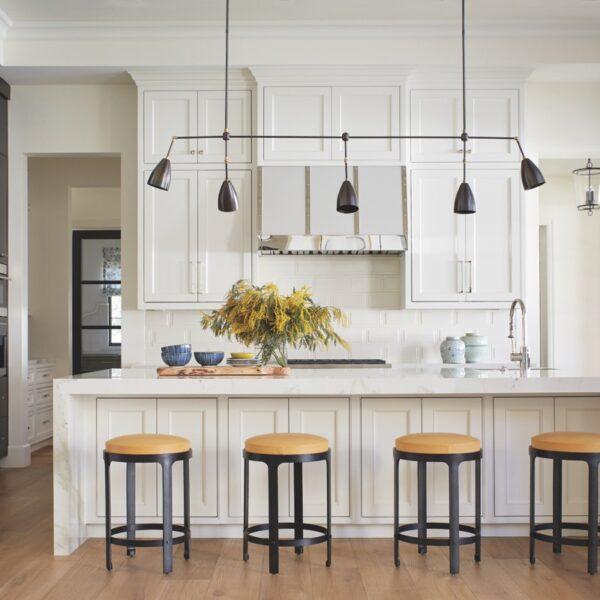 A Modern Arizona Home Exudes A French Aura