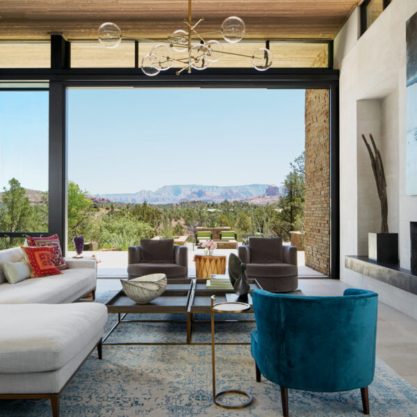 A Stylish Sedona Home Channels A Bit Of The Big City