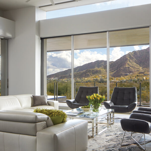 A Modern Desert House Is All About The Views