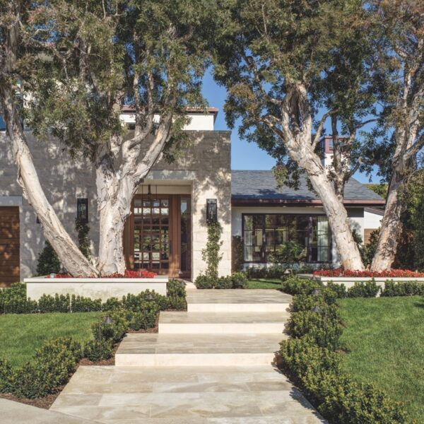 A Corona Del Mar Abode Is Modernized For A Family
