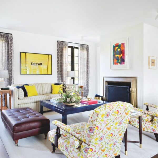An Altadena Abode Gets A Bright And Stylish Look