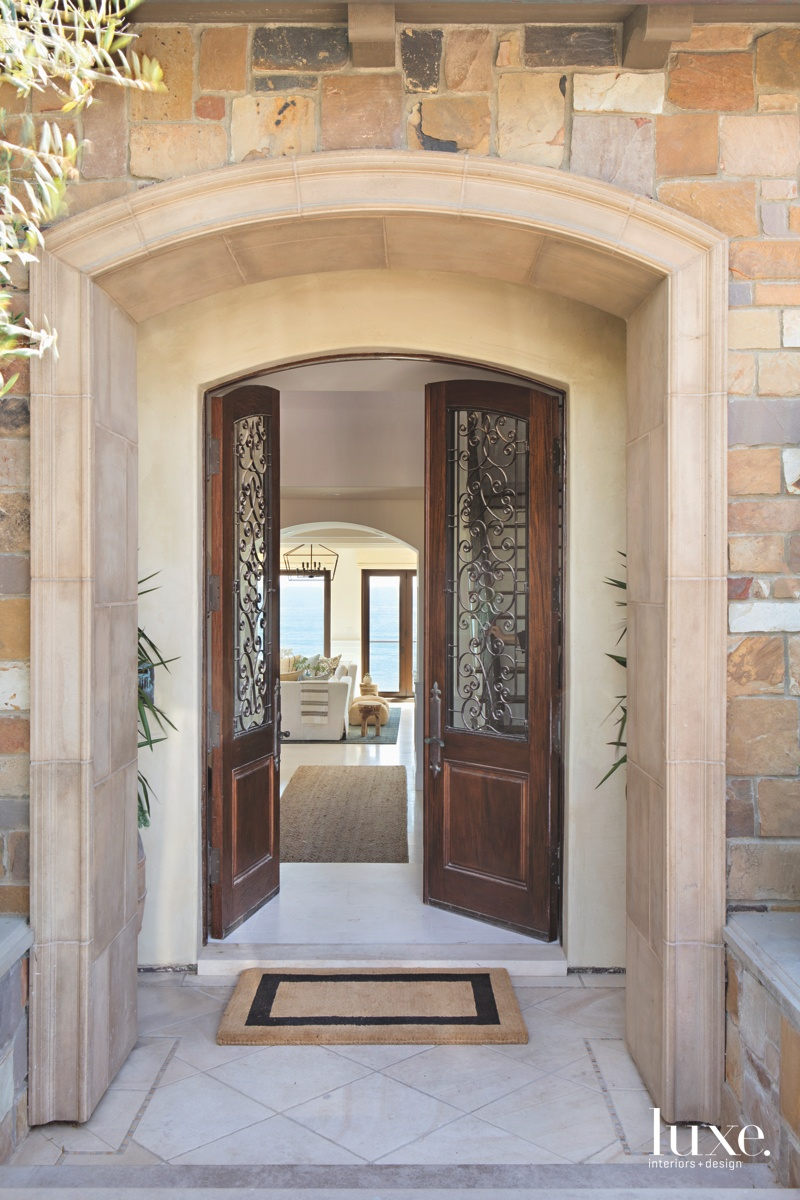 coastal exterior entry front door