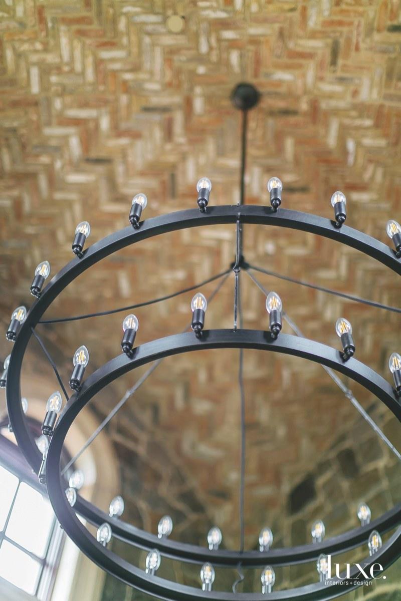 mediterranean chandelier