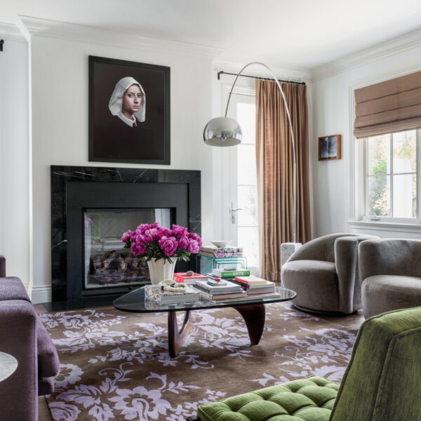 Bold Colors, Brazilian Flair Come Together In California