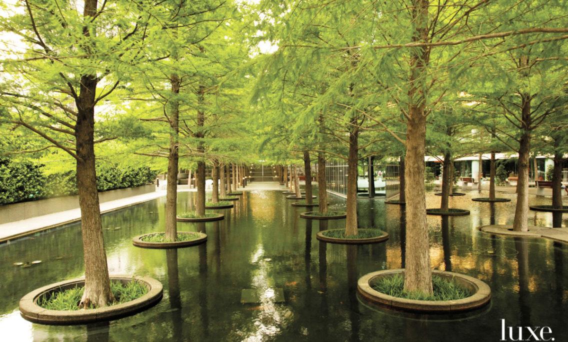 A Modernist Landscape Master's Work Is On Display