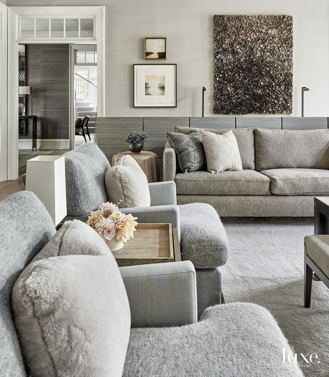 A City Family Finds Comfort In A New Suburban Home Luxe Interiors Design