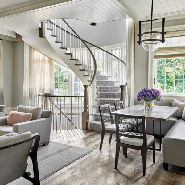 A City Family Finds Comfort In A New Suburban Home