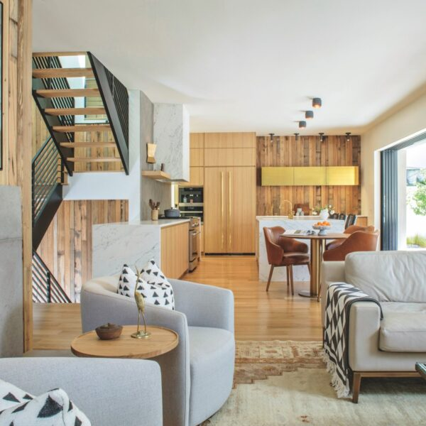 Inside A Denver Home Equally Chic And Kid-Friendly