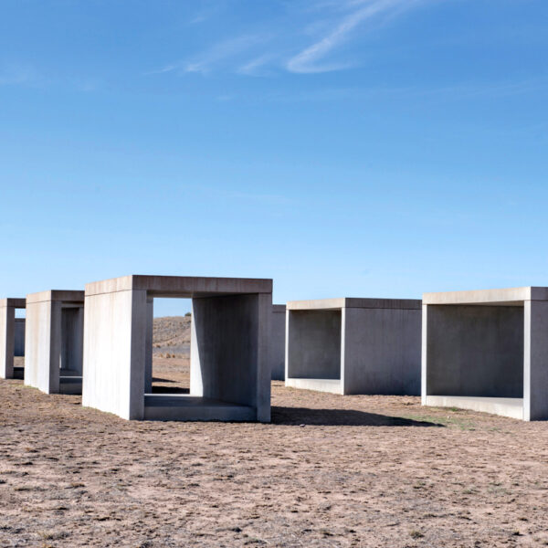 8 Products Inspired By Donald Judd's Concrete Art