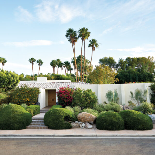 A Palm Springs House Retains Its Midcentury Spirit
