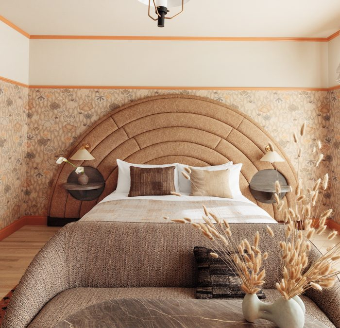 This Hotel Melds Jazz Age Architecture & Moorish Design