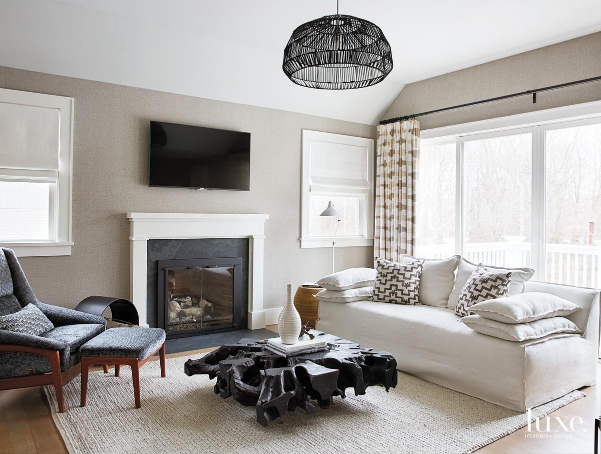 odern living room neutral palette...