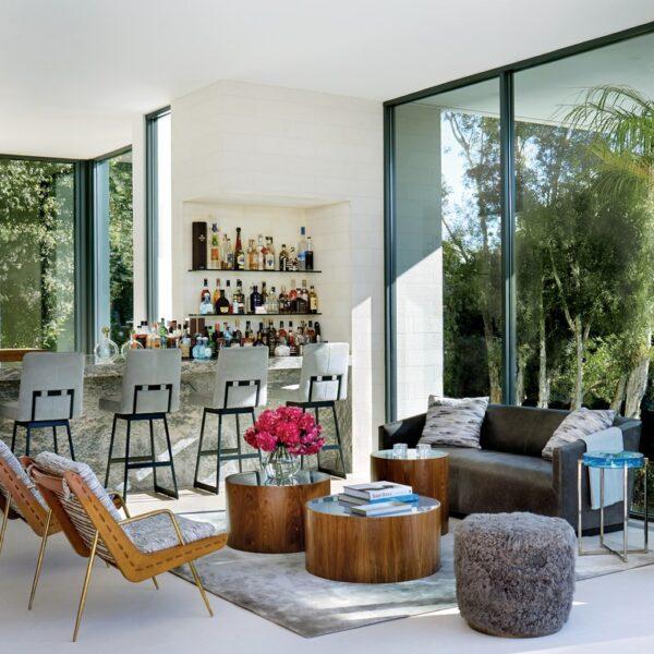 A Little Practical Magic Transforms A Modern Abode