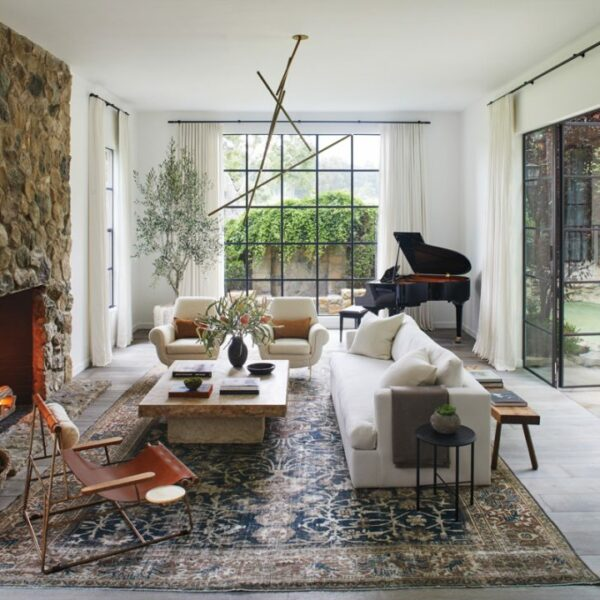 A Santa Monica Home Becomes A Worldly Abode