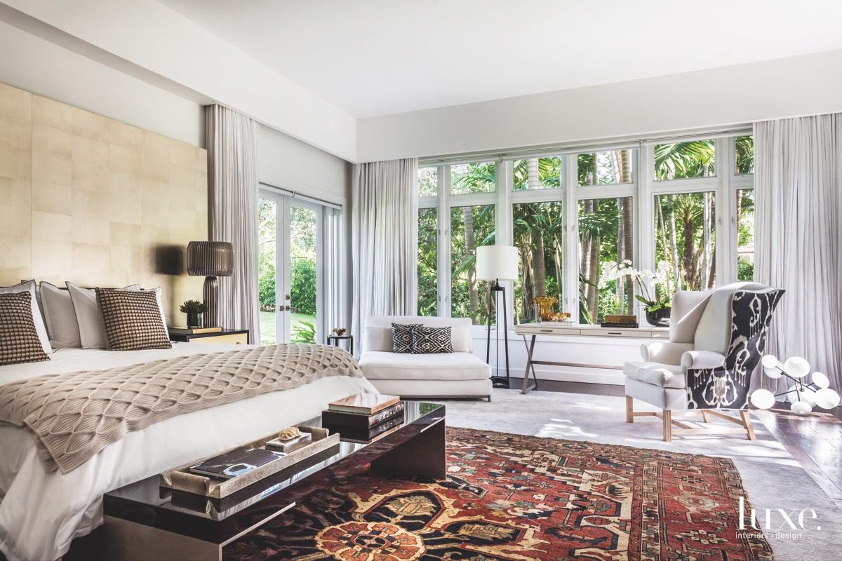 modern bedroom neutral