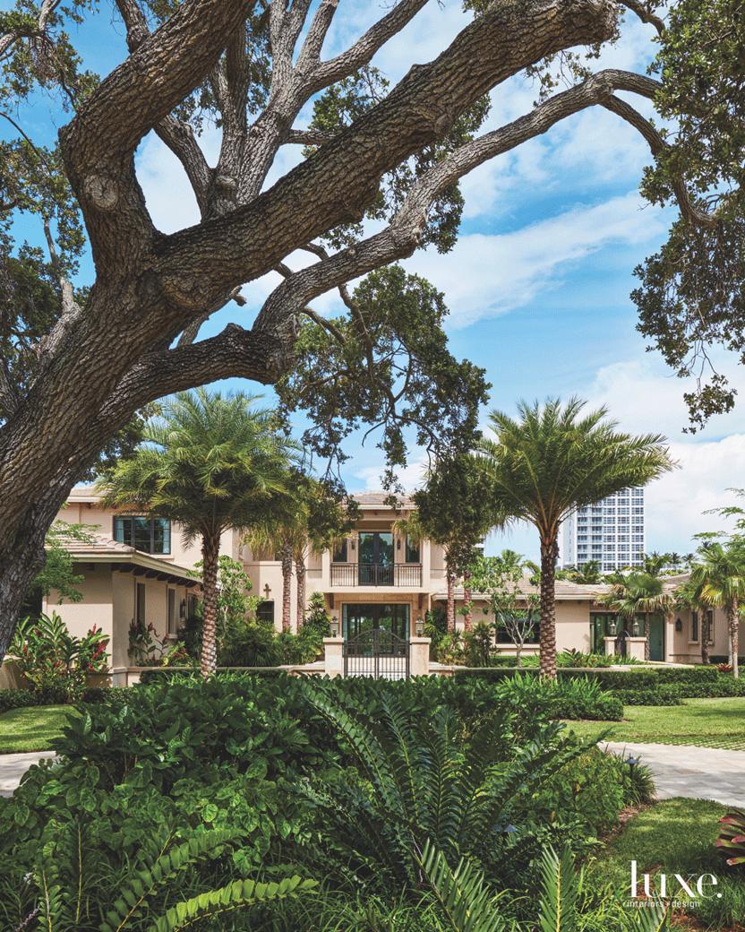 exterior landscape