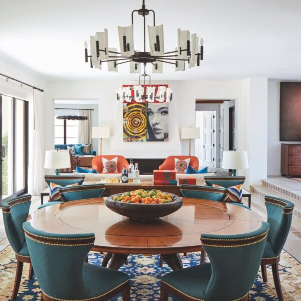 An Eclectic, Worldly Design Shines In Miami Beach