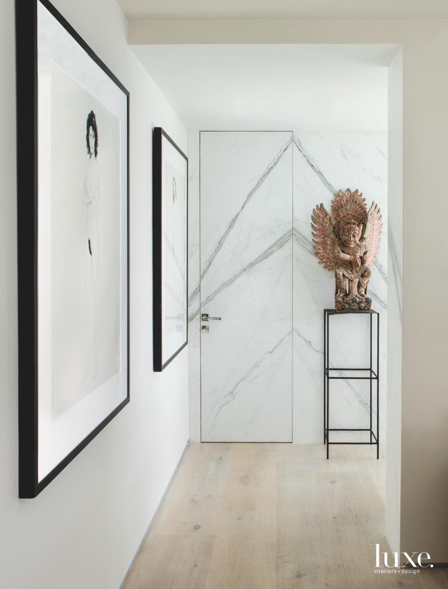 modern bathroom marble walls model...
