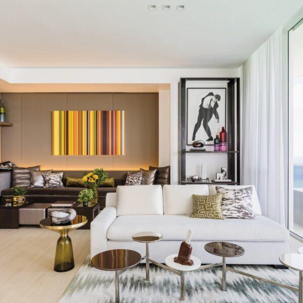 A Miami High-Rise Puts A Fresh Twist On Coastal Design