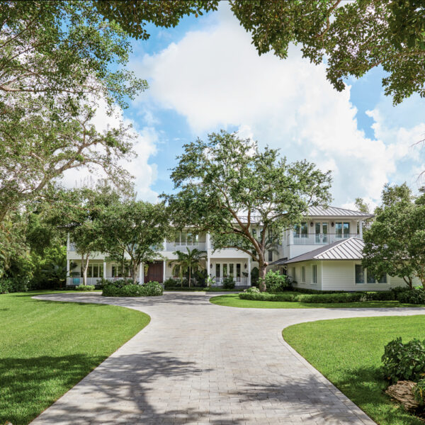 A Fresh Take On Old Florida Style In Coral Gables