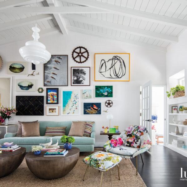 Eclectic Touches Reinvigorate A Vintage Miami Beach Home