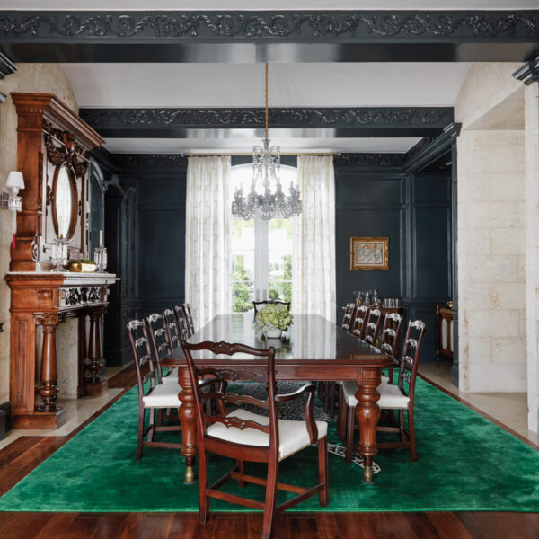 An Opulent, Eclectic Estate In Coral Gables Gets A Refresh