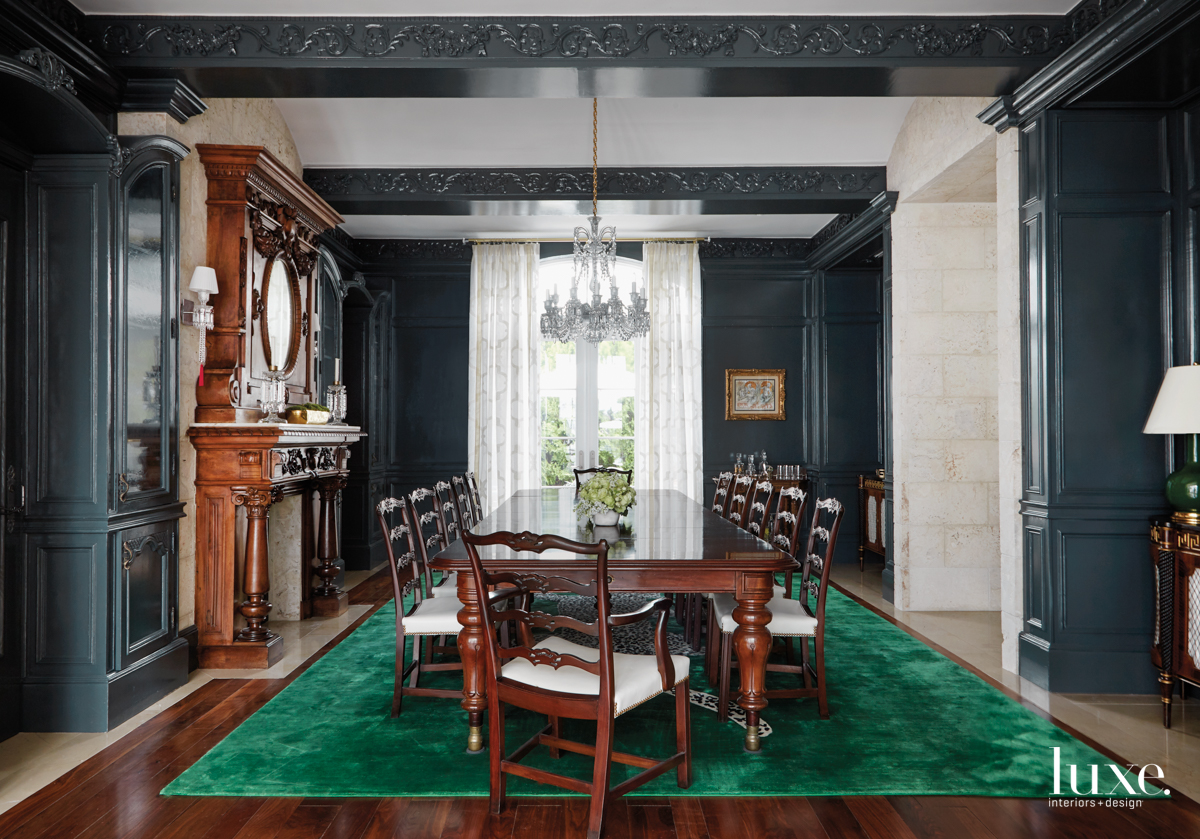 An Opulent, Eclectic Estate In Coral Gables Gets A Refresh {An Opulent, Eclectic Estate In Coral Gables Gets A Refresh} – English