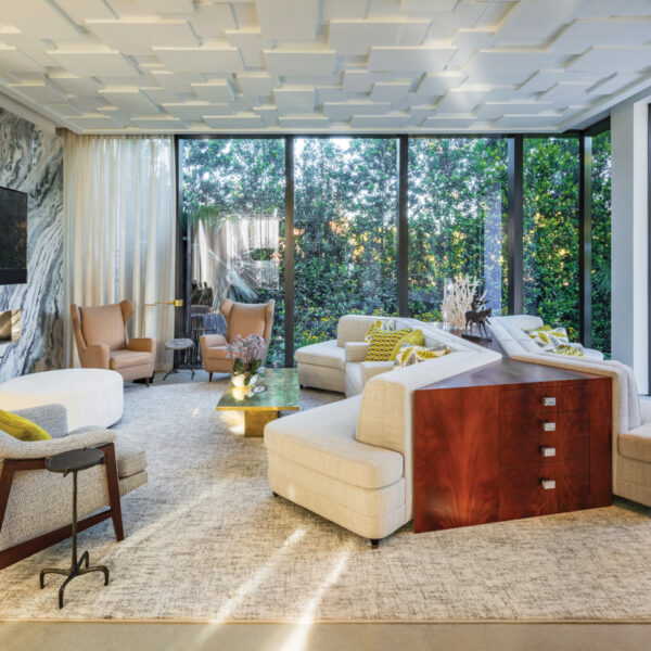 A Design Duo Thinks Outside The Box For A Miami Home