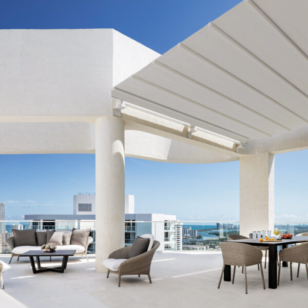 A Designer Helps A Miami Penthouse Reach Its Potential