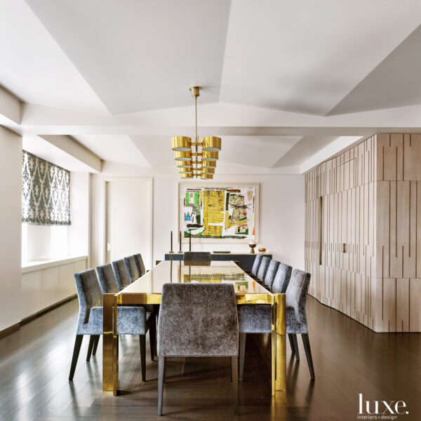 A Glam NYC Condo Takes Its Style Cues From Its Owners