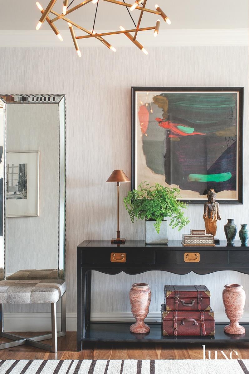 transitional foyer chandelier