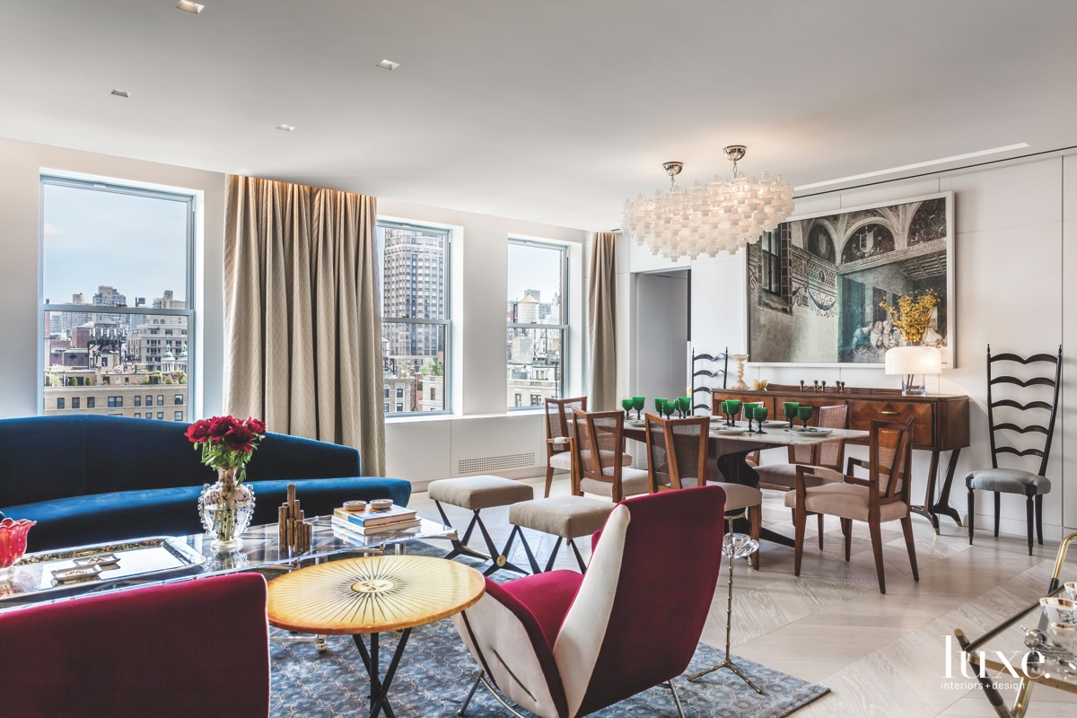 A Passion For Italy Inspires An Upper East Side Co-Op {A Passion For Italy Inspires An Upper East Side Co-Op} – English