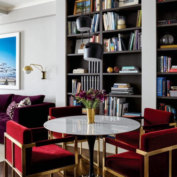 A Classic Park Avenue Home Gets A Modern Makeover