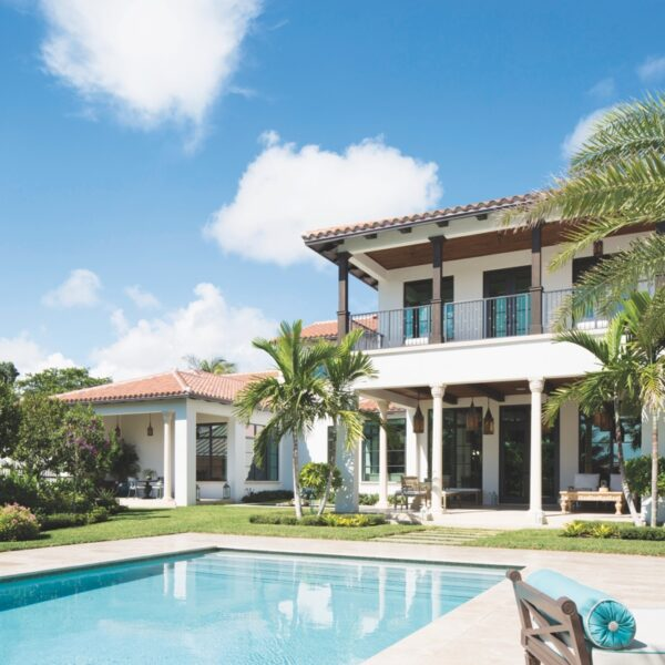 A Delray Beach Home Channels Historic Florida