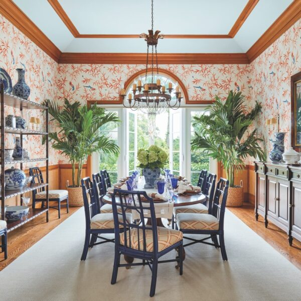 A Florida Winter Retreat Is All About Tropical Vibes