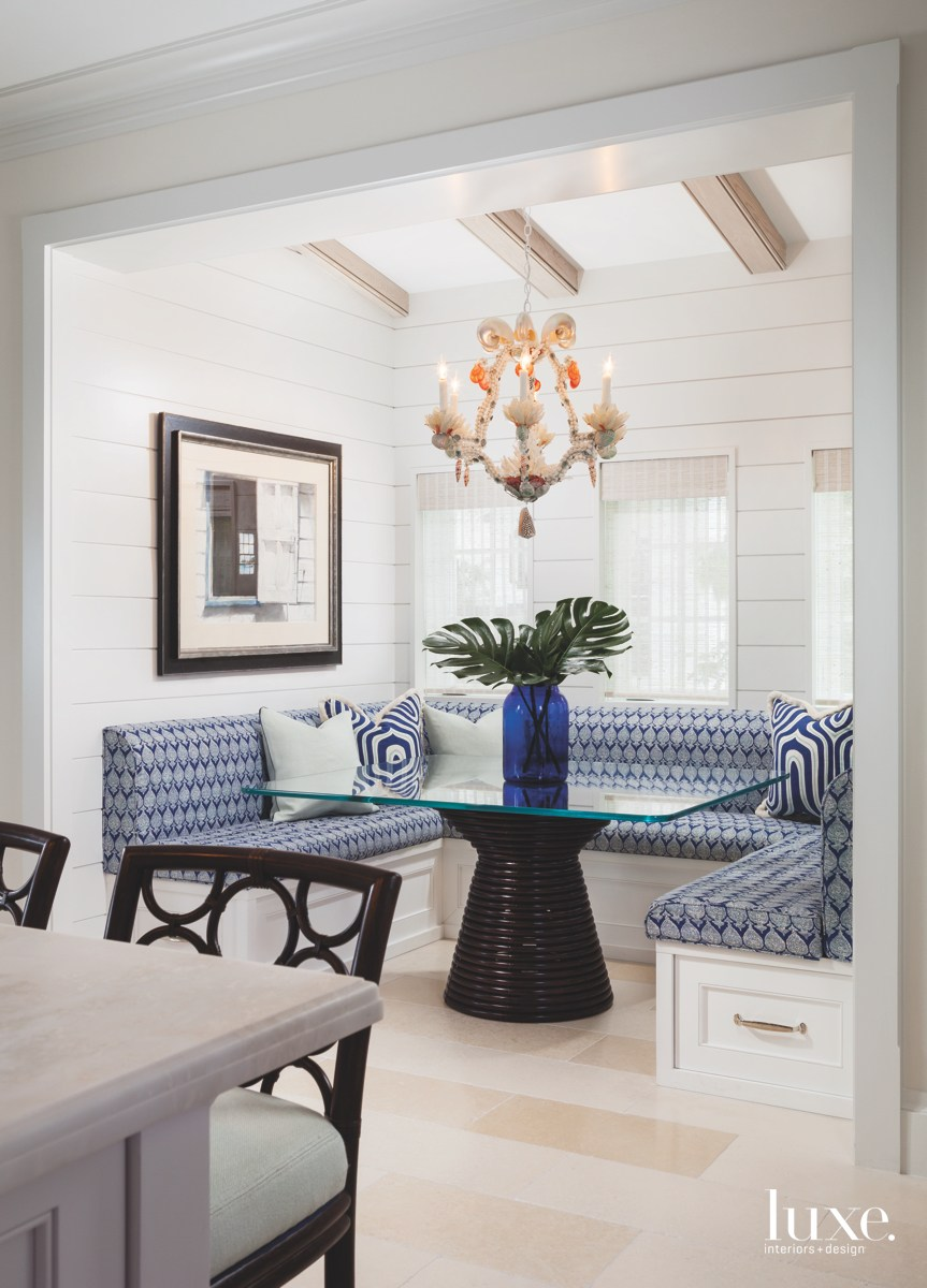 traditional sitting area dining area...