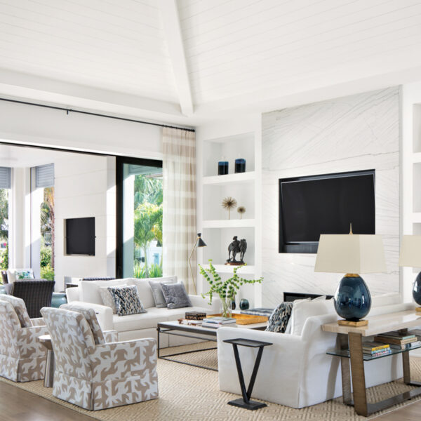 A Vero Beach Home Perfects A Coastal Modern Look