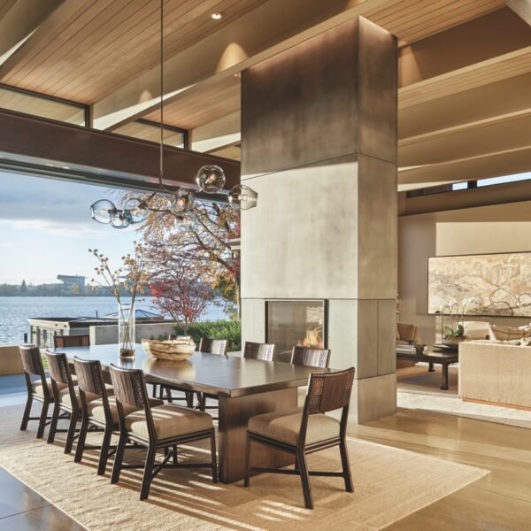 Family History Gets New Perspective In A Seattle Home