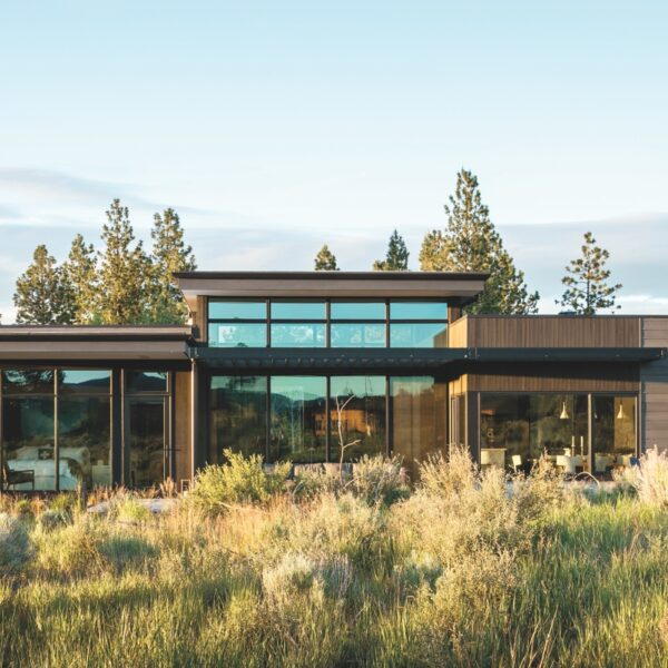 An Oregon Home Becomes One With The High Desert