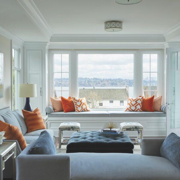 A Lake Washington Home Gets A Fresh Renovation