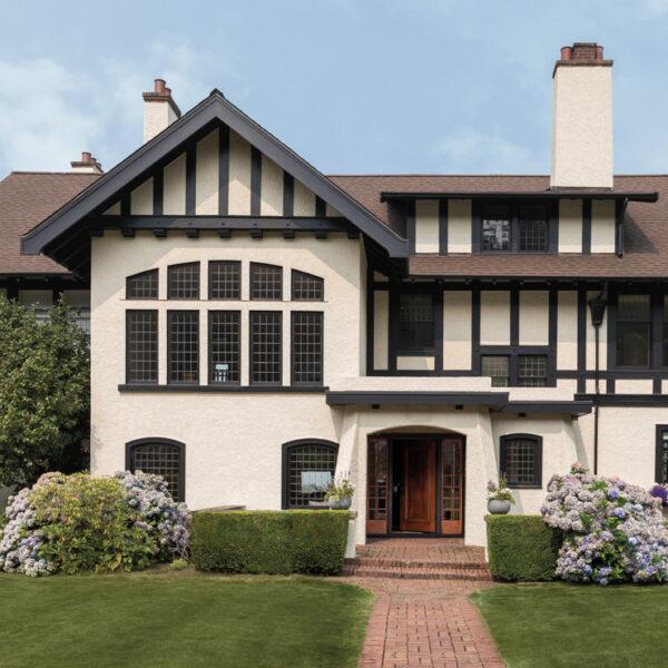 A Team Breathes New Life Into A Vintage Tudor Revival