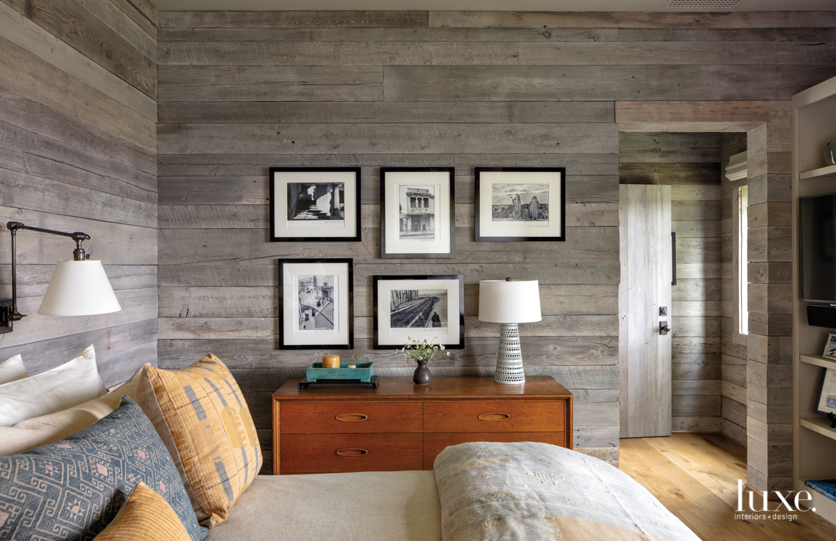rustic bedroom neutral palette