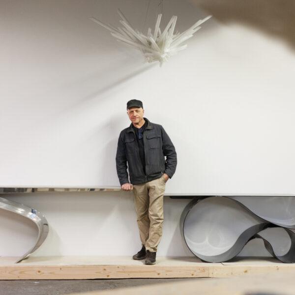 A Portland Designer Makes Concrete His Canvas