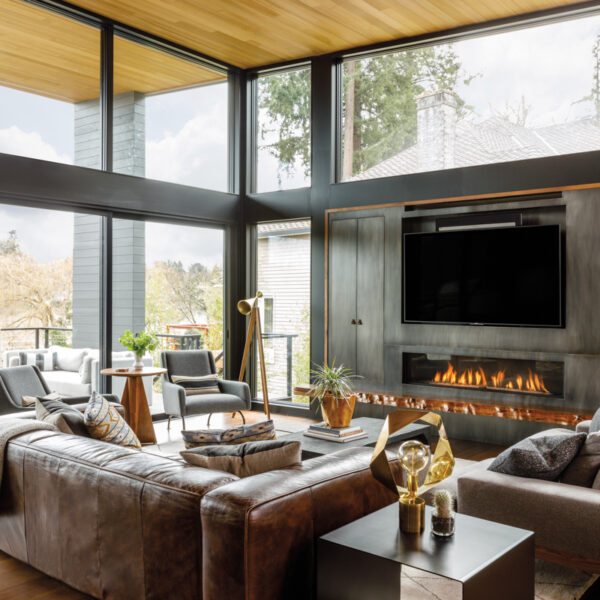 A Pacific Northwest Abode Embraces Its Surroundings